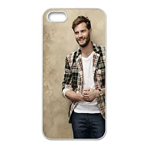 Jamie Dornan Iphone 5 5S Cell Phone Case White GY073837