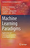 Machine Learning Paradigms Front Cover