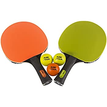 STIGA Pure Color Advance 2 Player Table Tennis Set