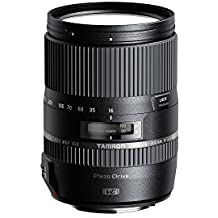 Tamron AFB016N700 16-300 F/3.5-6.3 Di II VC PZD Macro 16-300mm IS Interchangeable Lens for Nikon Cameras - (Certified Refurbished)
