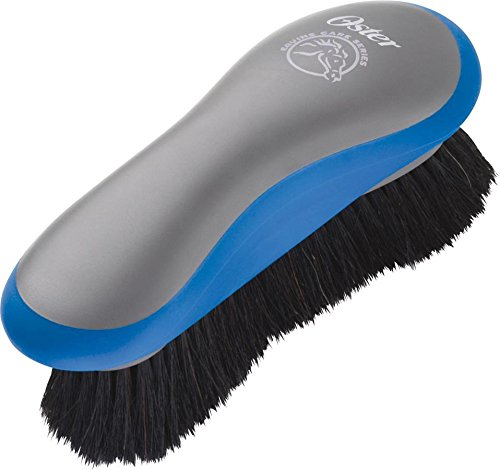 Oster 827551 Equine Care Series Hair Finishing Brush Blue