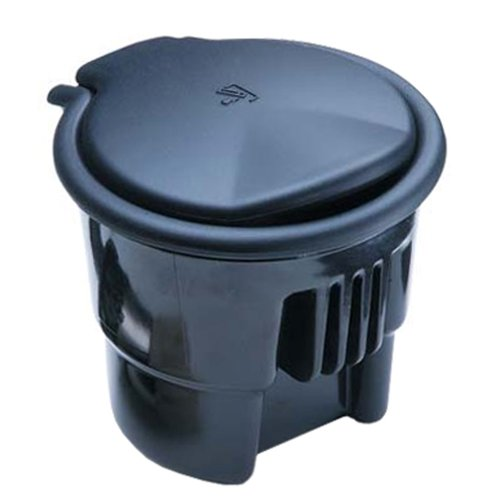 Ford Edge Smokers Pack - Black Ash Cup with Adapter Rings