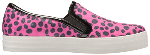 Skechers Street Women Polka Double Pink Hot Black Fashion Dot up xZwqxd4