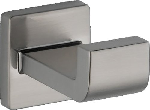 Delta Faucet 77535-SS Ara Robe Hook (Stainless) ()