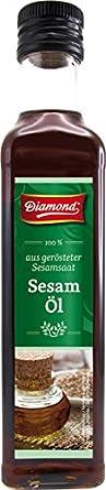 Diamond Aceite De Sesamo Tostado 100% 225 g