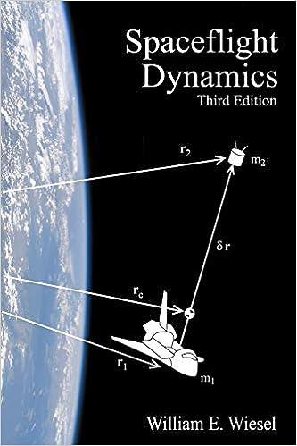 spaceflight dynamics wiesel 3rd edition