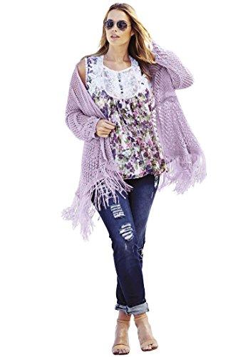 Womens-Plus-Size-Fringe-Cardi-Pale-LavenderS