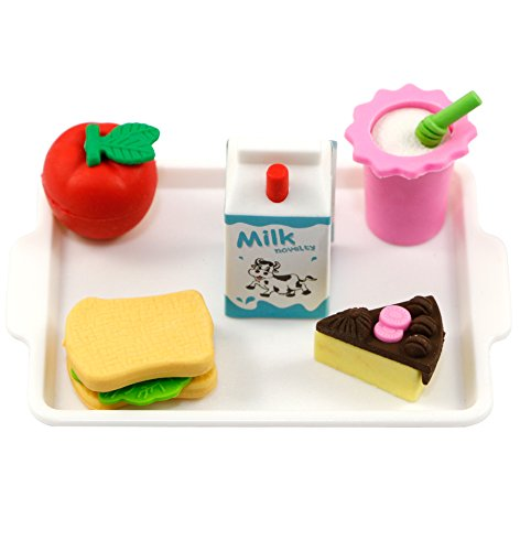 (Brittany's White Lunch Tray Compatible with American Girl Dolls)