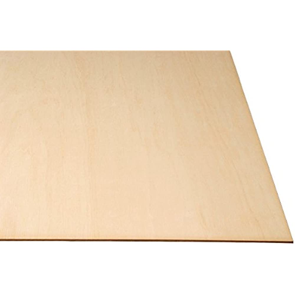 Single Piece of Baltic Birch Plywood 1//4 Thick x 24 x 30