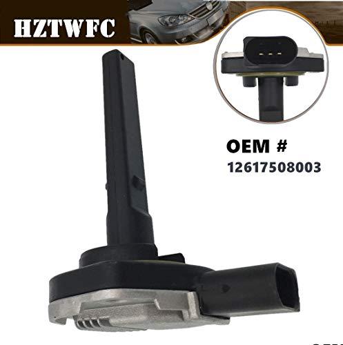 HZTWFC Engine Oil Level Sensor OEM # 12617508003 Compatible for BMW E46 E39 E38 E90 X3 X5 M3 M5 Z3 Z4 Z8 325i 330i 530i 528i 540i 740i