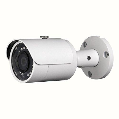 2 opinioni per Dahua HFW1320S Camera Bullet IP con Illuminazione IR per Esterno