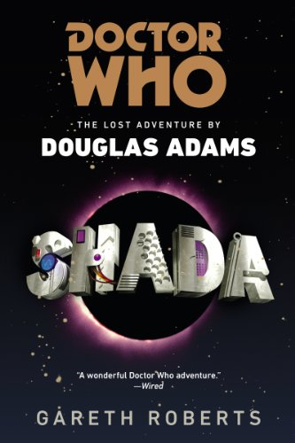 Doctor Who: Shada: The Lost Adventures by Douglas Adams (Tacky Christmas Music)