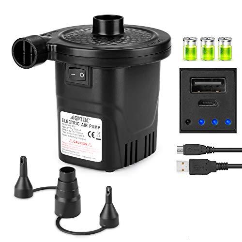 Rechargeable Air Pump AGPTEK