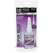 Bob Smith Industries BSI-133H Insta Cure Super Glue, 400 cps, 1 oz.