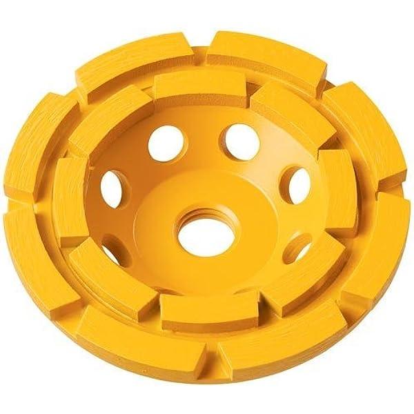"5 Inch XP Turbo Diamond Cup Wheel 5/"""