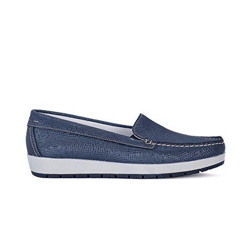 IGI&Co Zapatillas Para Deportes de Exterior Para Mujer Azul Turquesa 36 EU azul marino