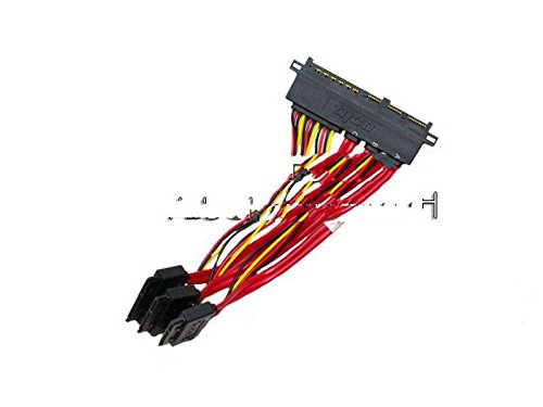 DELL Original FUJIKURA TYCO SATA Connector Cable 038-003-496 DG0719 USA