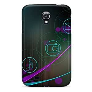 Cute Appearance Cover/pc HvlTTYi4632iIvGm Latest 38 Case For Galaxy S4