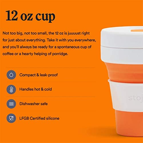 Cup Grows Collar to Protect Hands from Hot Beverage