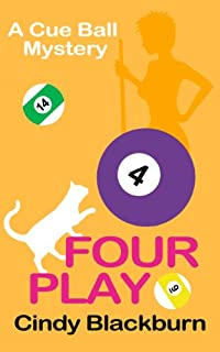 Four Play by Cindy Blackburn ebook deal