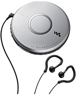 sony discman. sony dej011 portable walkman cd player (discontinued by manufacturer) discman