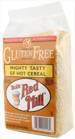 Bob's Red Mill Hot Cereal Gluten Free, 24 Oz (Pack of ()