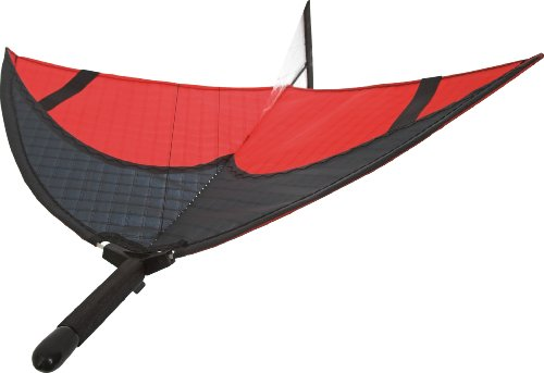 HQ Airglider Airplane Easy (Red/Black)