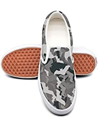 Bats Fashion Camouflage Sneakers Women Canvas Shoes for...