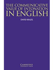 The Communicative Value of Intonation in English Book