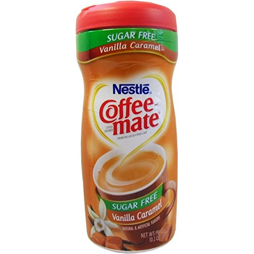 Coffee-mate Sugar-Free Powdered Coffee Creamer - Vanilla ...