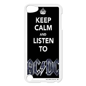 High Quality Phone Case FOR Ipod Touch 5 -AC/DC Rock Music Band-LiuWeiTing Store Case 8