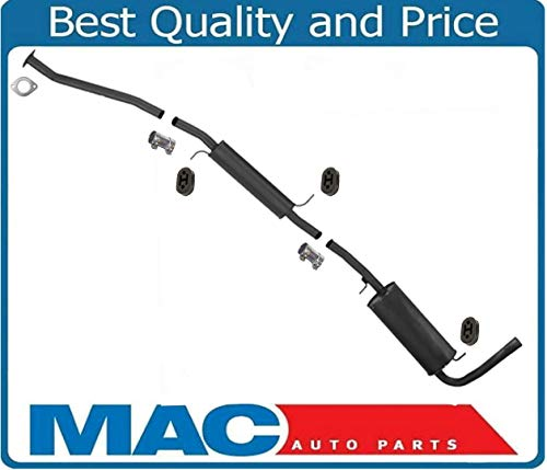 Mac Auto Parts 42964 Villager Quest Cal Emi Only Fed Cal Emi Exhaust Muffler System Pipe