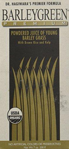 Barley Green Caplets - Dr. Hagiwara's BarleyGreen Premium (Endorsed by Dr. Lorraine Day M.D.) by YH International - 7oz. Powder