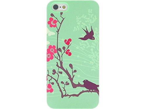 Signature CO8033 Back Case - Core Range - Apple iPhone 5/5S -Cherry Blossom