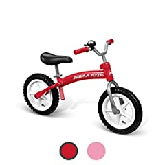 Boost your child's confidence by giving him/her a more fun and effective way to learn to ride a bike! This pedal-free beginner bike allows your child to focus on balance, preparing him/her for a two-wheeler in no time. Avoid wobbly and frus...