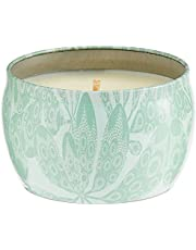 To Be Calm Fresh Green Bamboo & Fig Mini Soy Candle
