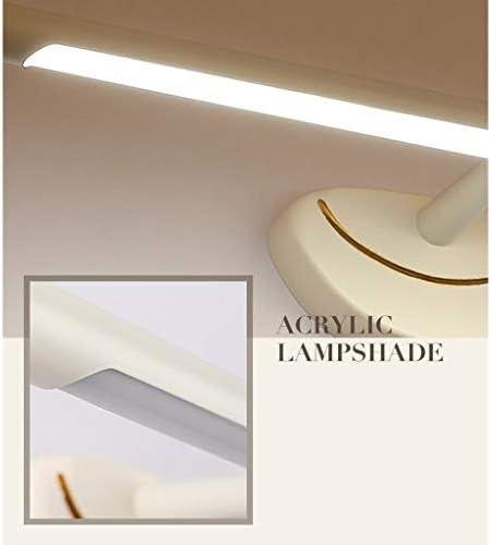 . Espejo luz delantera simple Cuarto de baño WC prueba de humedad a largo espejo de maquillaje de la lámpara del dormitorio del LED Luz de pared (Color : Warm light)