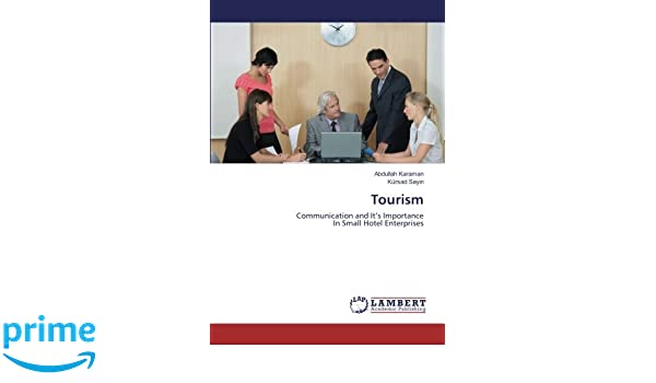importance of communication in tourism
