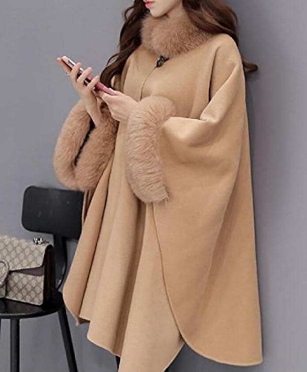 Pelliccia Lana Vento Puro Womens Sexybaby Color A Colletto Giacca In Sciolta F80tgc6gqO