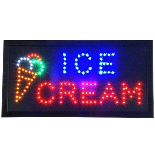 ice cream led sign - 9