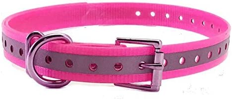 Replacement Extra Collar Strap Band Buckle for Garmin Delta Dogtra SportDOG Tri Tronics Petsafe TrainPro Petrainer Educator Esky Most Dog Training Collars and Fence