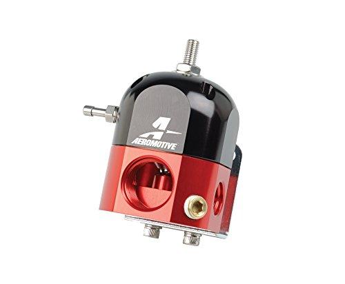 - Aeromotive 13204 Regulator, A1000 Carbureted Bypass - 2-Port