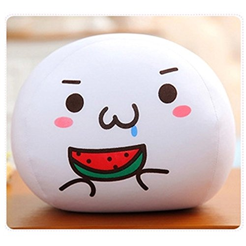 Ventriloquist Dummy Girl Costume (Z-CGiftHome Round Mr.Watermelon Gift Present Diameter 40 CM (15.7