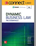 img - for Connect Access Card for Dynamic Business Law: The Essentials book / textbook / text book