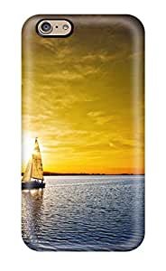 Iphone 6 Case, Premium Protective Case With Awesome Look - Amazing Sunset