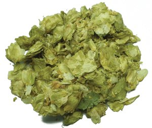 (Cascade Leaf Hops 1 POUND by Midwest Homebrewing and Winemaking Supplies (Green))