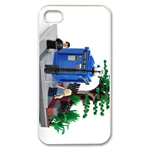 Doctor Who Custom Case For Iphone 4,4S