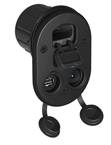 Tallon Elite Socket Mount- Marine USB, 1 - Color Chartplotters Sounder Shopping Results