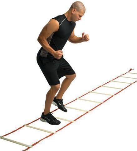 Artes Marciales / Mma Fitness Entrenamiento de Velocidad Escalera Agilidad: Amazon.es: Deportes y aire libre