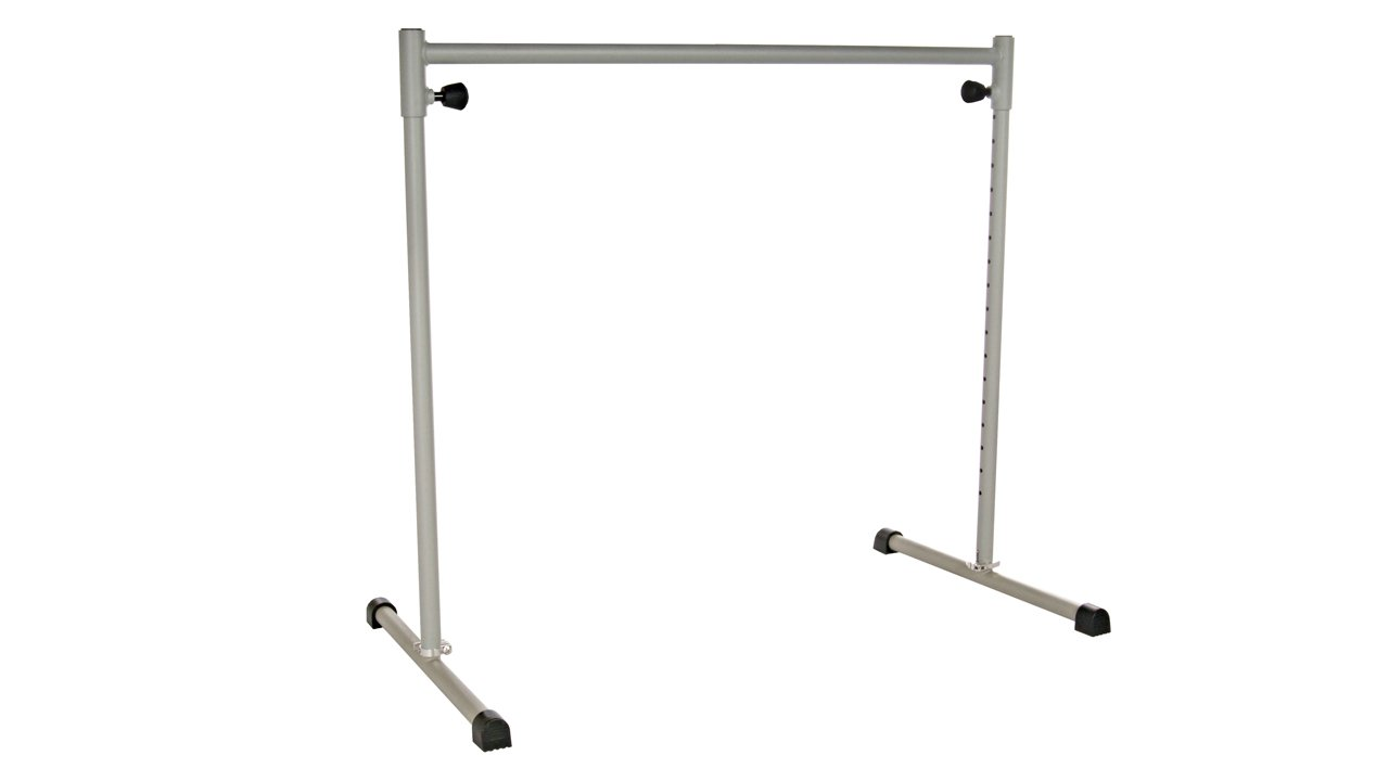 Stamina Aluminum Studio Barre with Workout DVD – Includes 18 Height Adjustments by Stamina (Image #1)